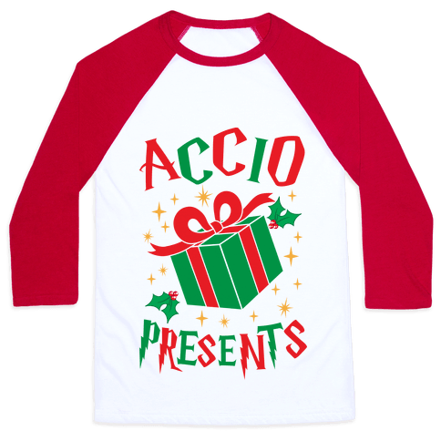Accio Presents Baseball Tee