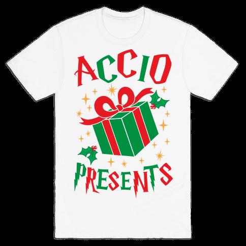 Accio Presents Mens T-Shirt