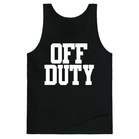 Off Duty Tank Top