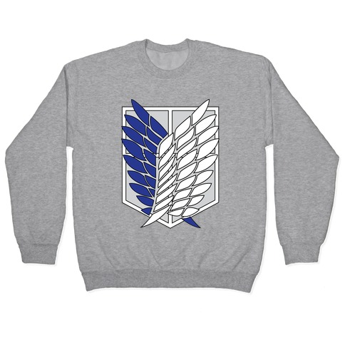The Scouting Legion Pullover