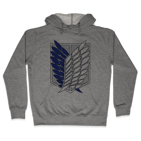 The Scouting Legion Hooded Sweatshirt