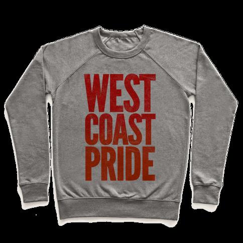 West Coast Pride Pullover