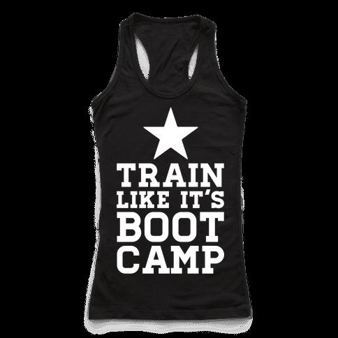 Train Like It's Boot Camp