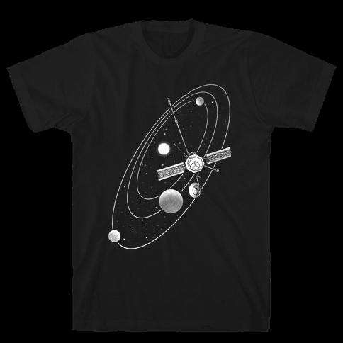 Mariner 10 Slingshot Mens T-Shirt