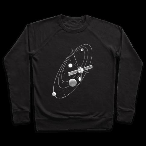 Mariner 10 Slingshot Pullover