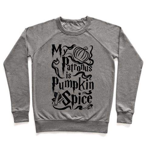 My Patronus is Pumpkin Spice Pullover