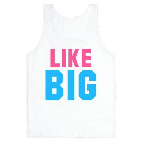 Like Big Like Little (Big) Tank Top