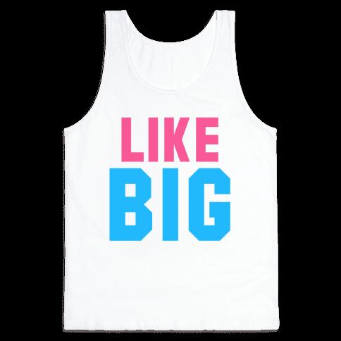 Like Big Like Little (Big) Tank Top