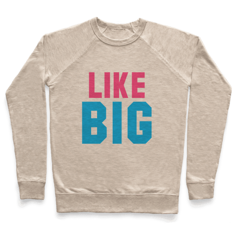 Like Big Like Little (Big) Pullover
