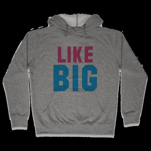 Like Big Like Little (Big) Hooded Sweatshirt