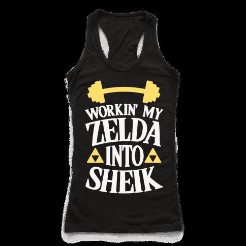 Workin' My Zelda Into Sheik
