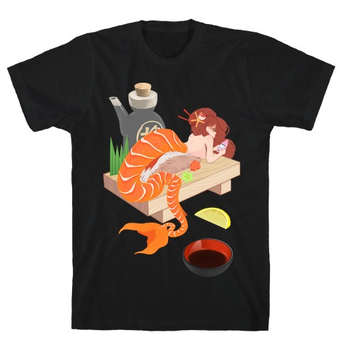 Mermaid Sushi T-Shirt