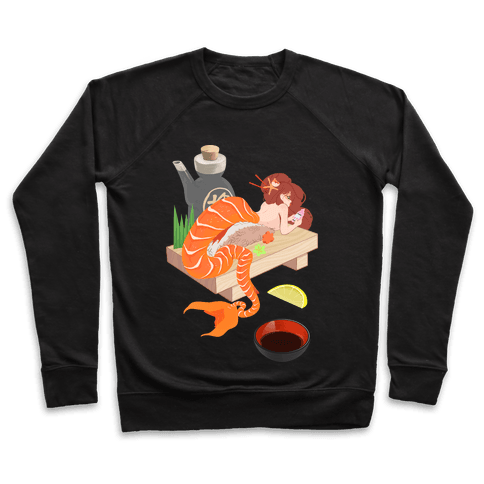Mermaid Sushi Pullover