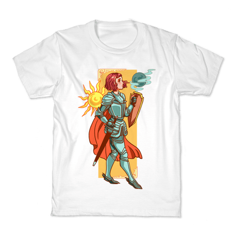 A Knight's Honor Kids T-Shirt
