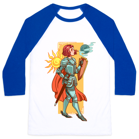 A Knight's Honor Baseball Tee