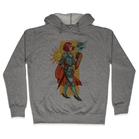 A Knight's Honor Hooded Sweatshirt