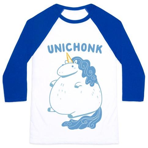 Unichonk Baseball Tee
