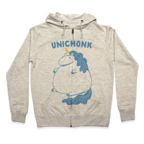 Unichonk Zip Hoodie