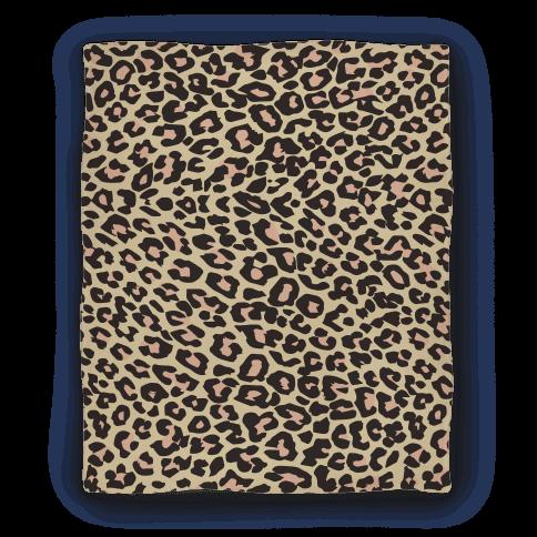 Leopard Pattern Blanket Blanket