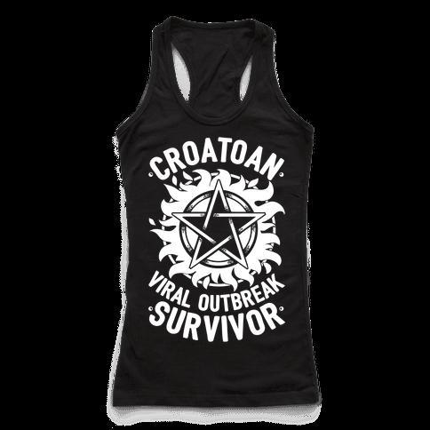Croatoan Virus Outbreak Survivor