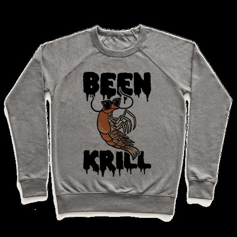 Been Krill Pullover