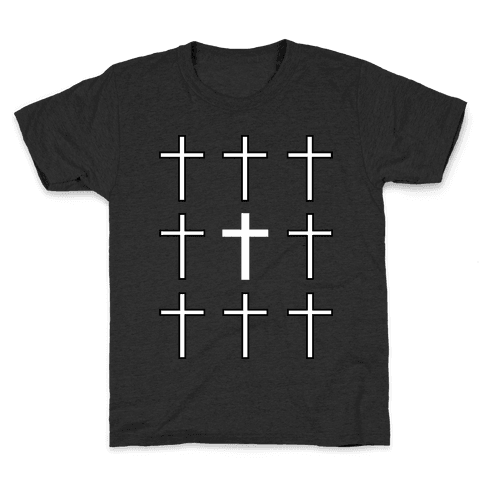 Crosses Kids T-Shirt