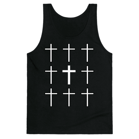 Crosses Tank Top