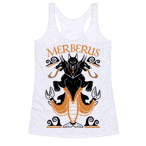 Merberus Racerback Tank Top