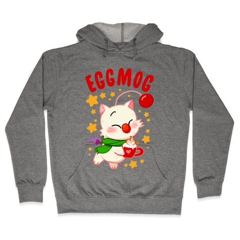 Eggmog Hooded Sweatshirt