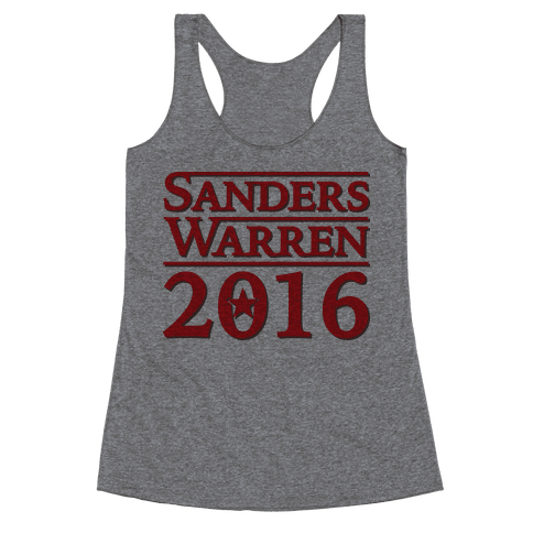 Sanders Warren 2016 Racerback Tank Top