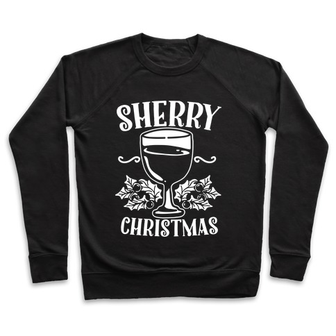 Sherry Christmas Pullover