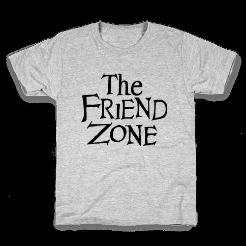 The Friend Zone Kids T-Shirt
