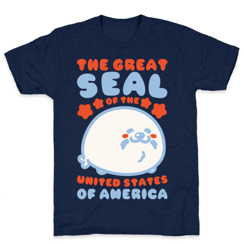 The Great Seal of The United States of America Mens T-Shirt