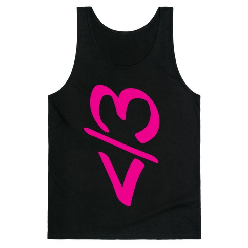 Broken Heart Tank Top