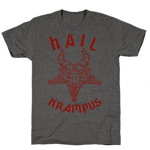 Hail Krampus T-Shirt