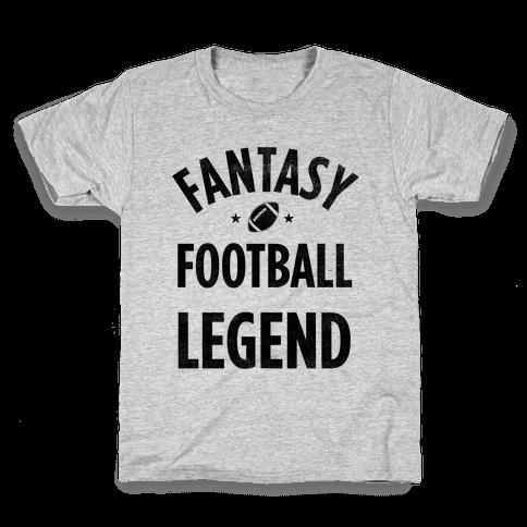 Fantasy Football Legend Kids T-Shirt