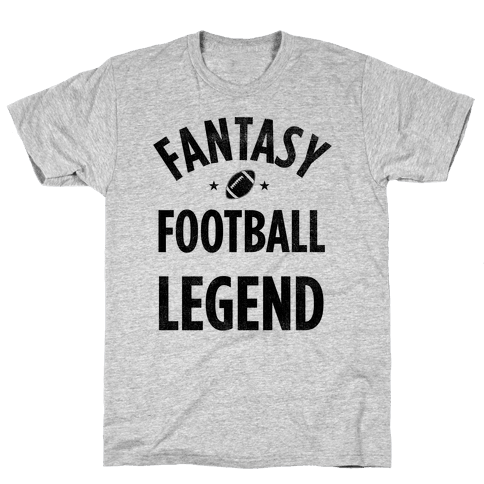 Fantasy Football Legend Mens T-Shirt