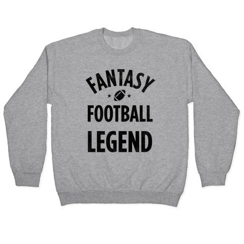 Fantasy Football Legend Pullover