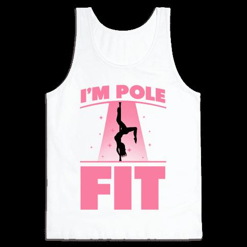 I'm Pole Fit Tank Top
