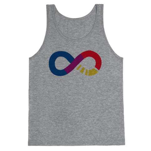 Speed Racing Forever Tank Top