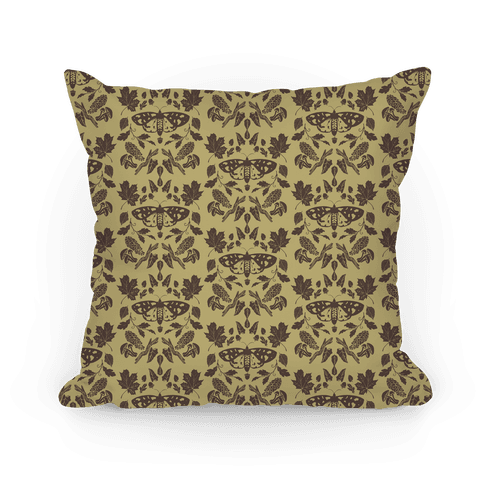 Woodland Moth Pattern