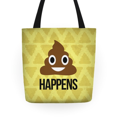It Happens Tote