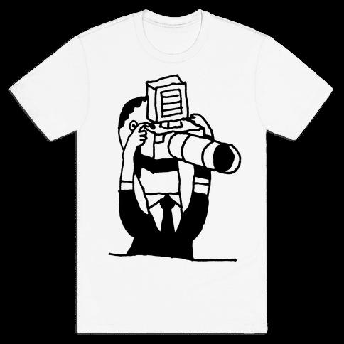 Paparazzi Mens T-Shirt