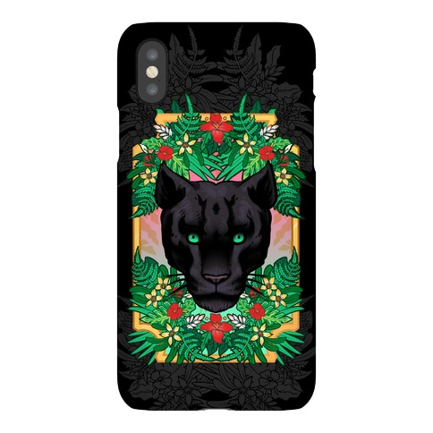 Lurking Panther Phone Case