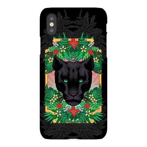 Lurking Panther Phone Case
