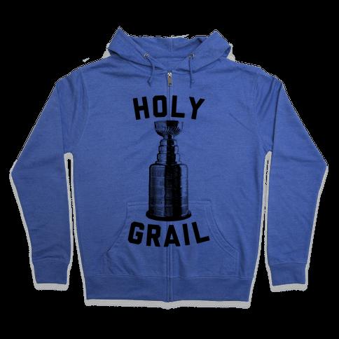 Holy Grail Zip Hoodie