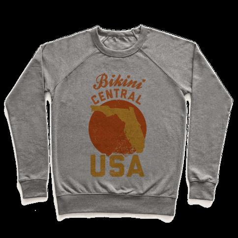 Bikini Central USA (Florida) Pullover