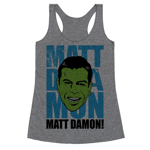 DAMON Racerback Tank Top