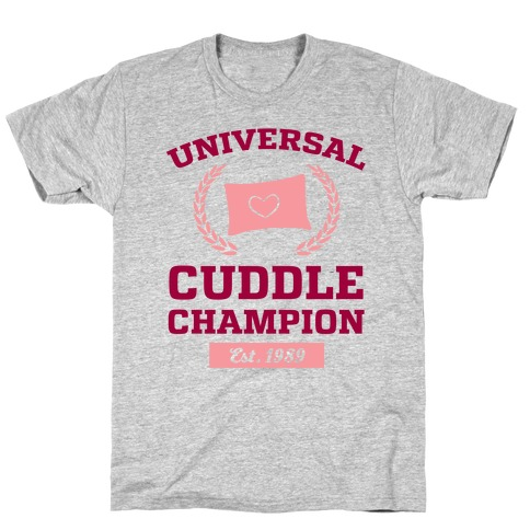 Universal Cuddle Champion T-Shirt