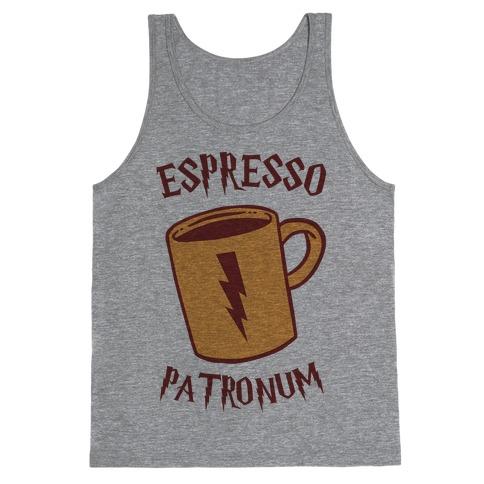 Espresso Patronum Tank Top